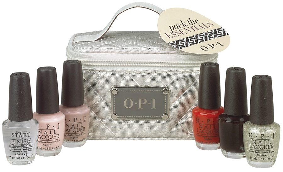 OPI – Pack The Essentials 6x15ml