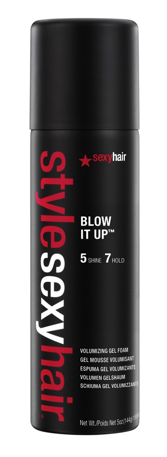 Style Sexyhair Blow It Up Volumizing Gel Foam 150ml