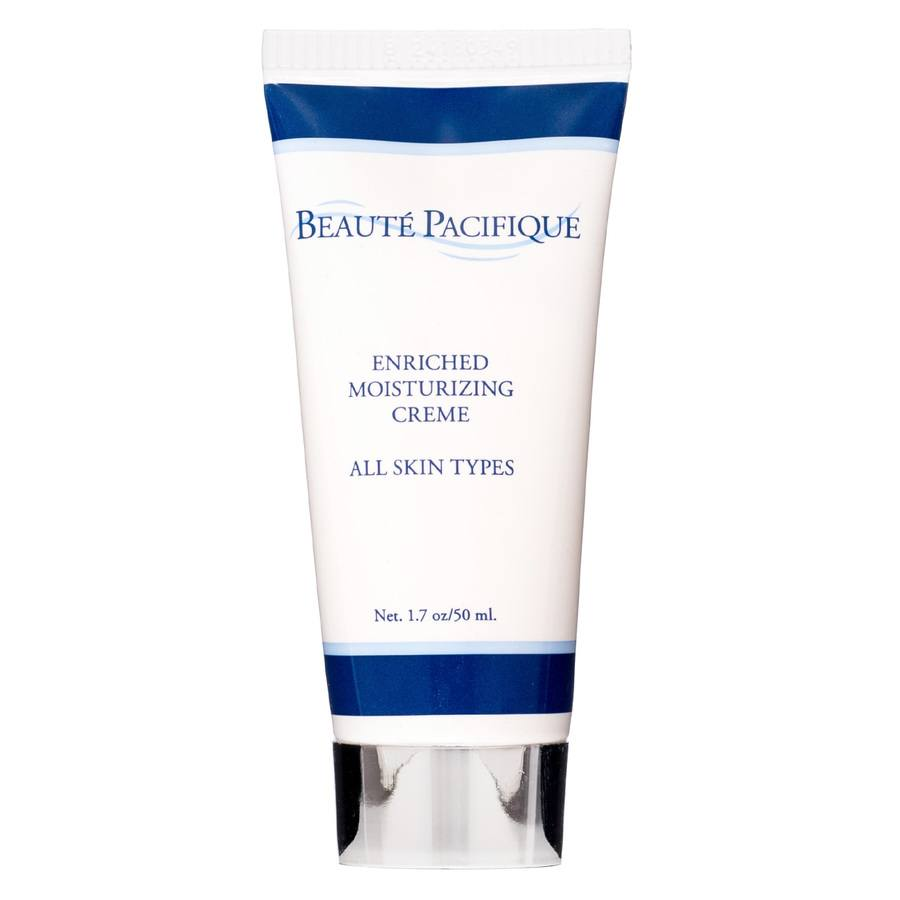 Beauté Pacifique Enriched Moisturizing Cream All Skin Types 50ml