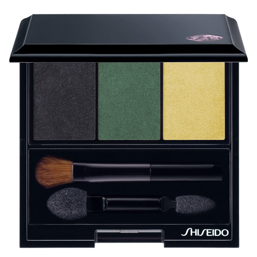 Shiseido Luminizing Satin Eye Color Trio #GR716 Vinyl 3g