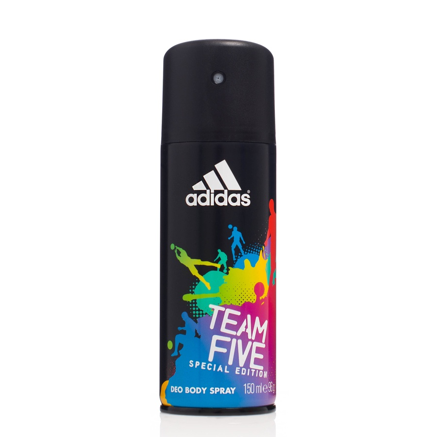 Adidas Team Five Deo Body Spray For Men 150ml