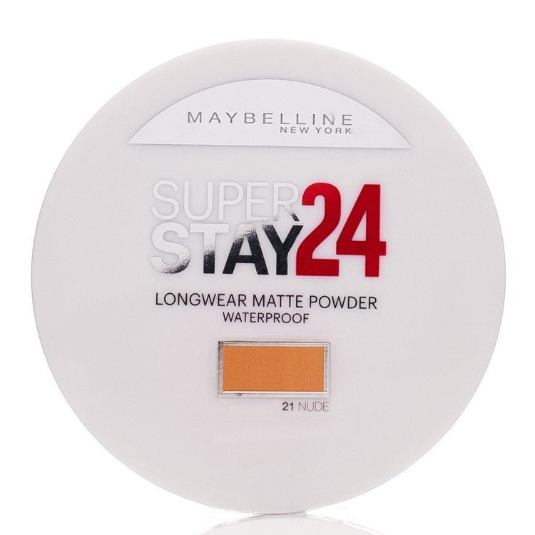 Maybelline Superstay 24h Longwear Matte Powder Waterproof Nude 021