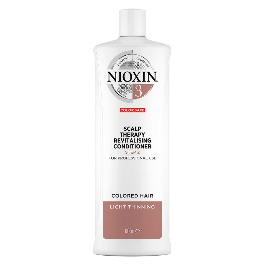 Nioxin System 3 Scalp Therapy Revitalizing Conditioner 1000ml