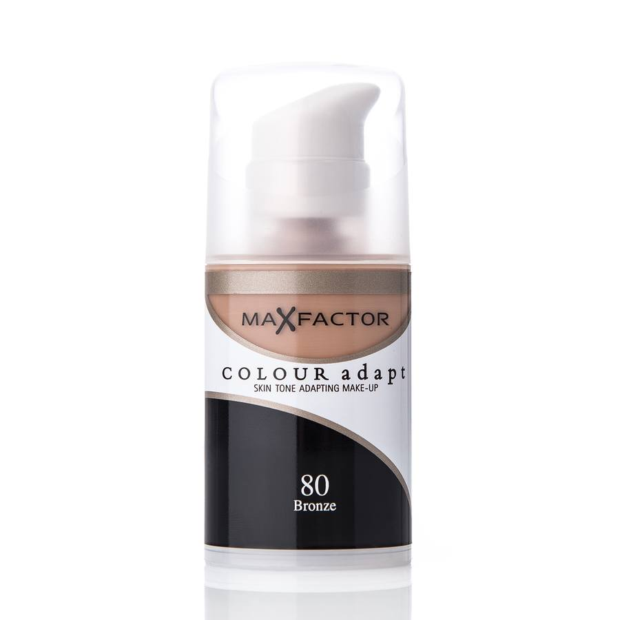 Max Factor Colour Adapt Foundatio 80 Bronze 34ml