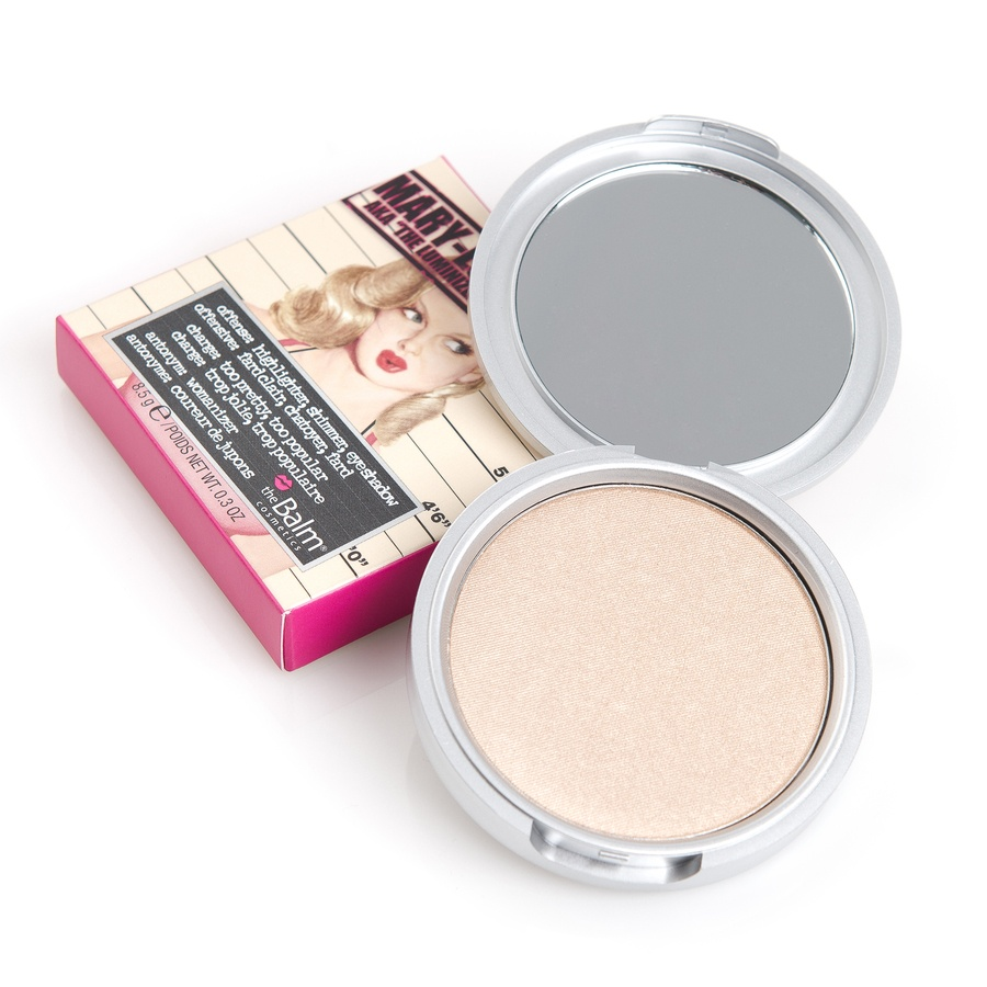 "theBalm Mary-Lou Manizer Aka ""The Luminizer"" Highlighter, Shimmer & Eyeshadow 8,5g"