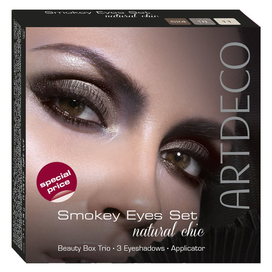 Art Deco Smokey Eyes Set