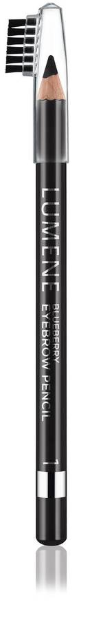 Lumene Blueberry Eyebrow Pencil 1 Grey Black 1,1g