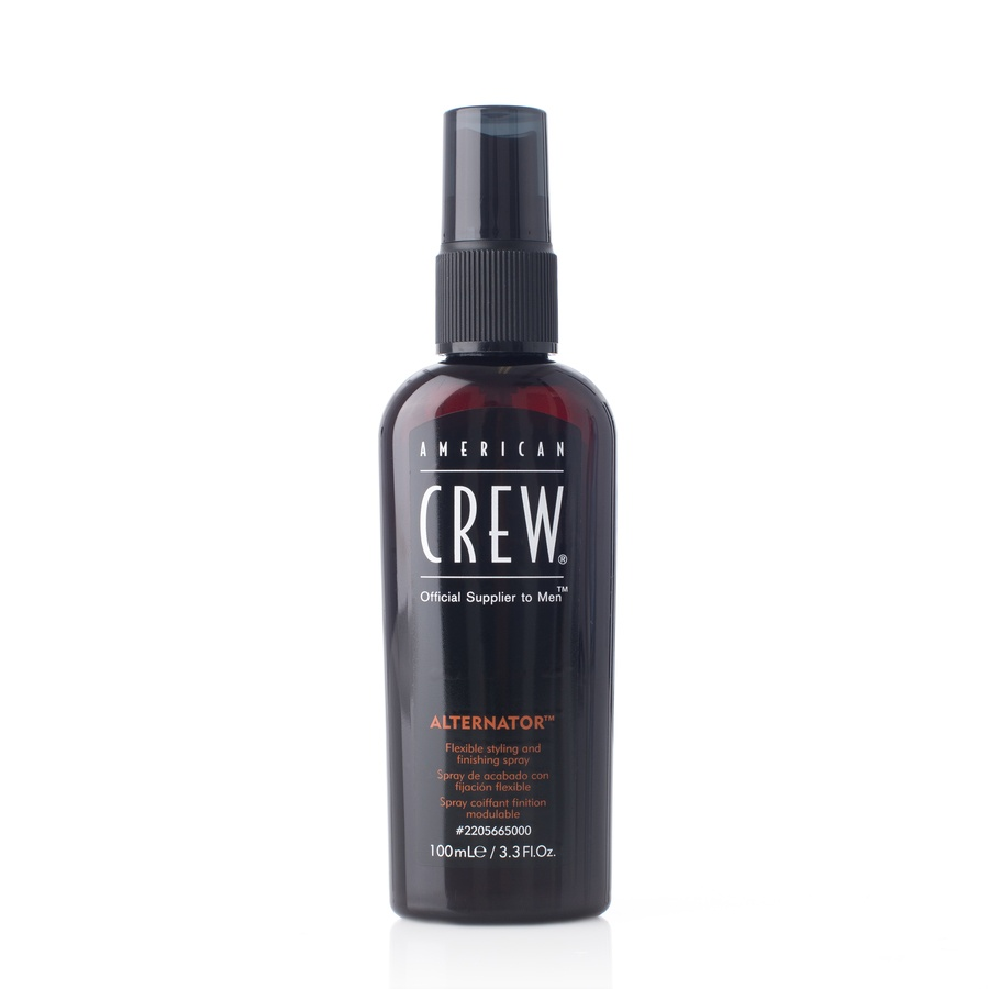 American Crew Alternator Flexible Styling And Finishing Spray Herre 100ml