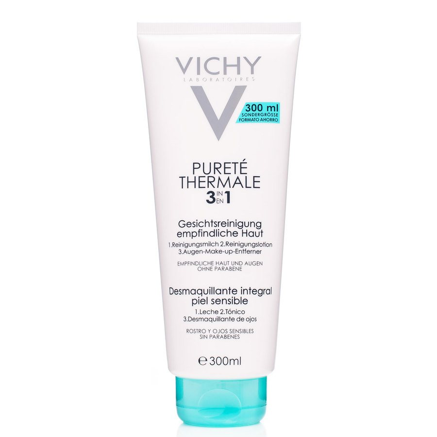 Vichy Purete Thermale 3 In 1 Cleanser 300ml