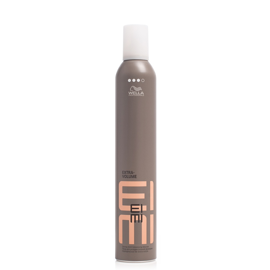 Wella Professionals Eimi Extra Volume Strong Hold Mousse 500ml