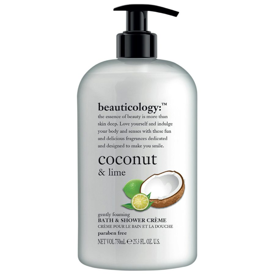 Baylis & Harding Beauticology Coconut & Lime 750ml Bath & Shower Creme