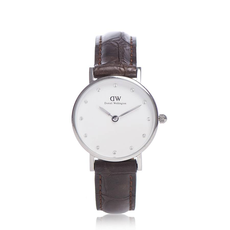 Daniel Wellington Classic York Silver 26mm DW00100069