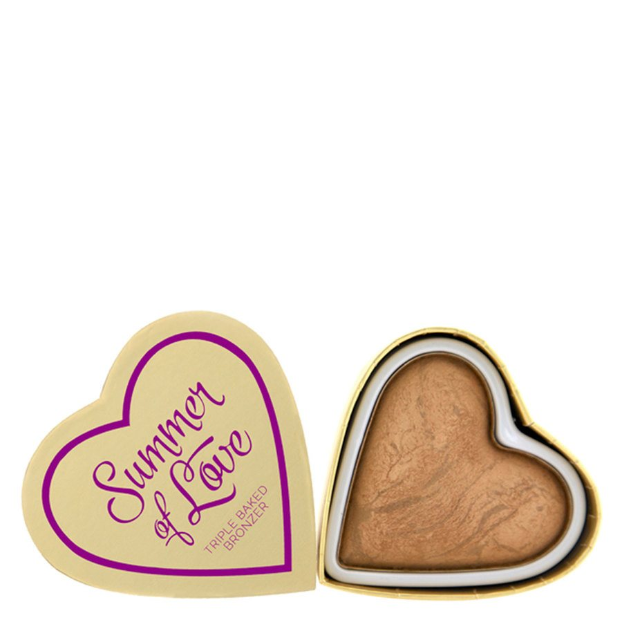 Makeup Revolution I Heart Makeup Hearts Bronzer Summer Of Love