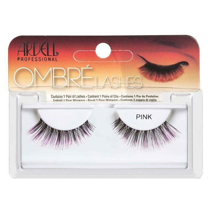 Ardell Ombrè Lashes Pink