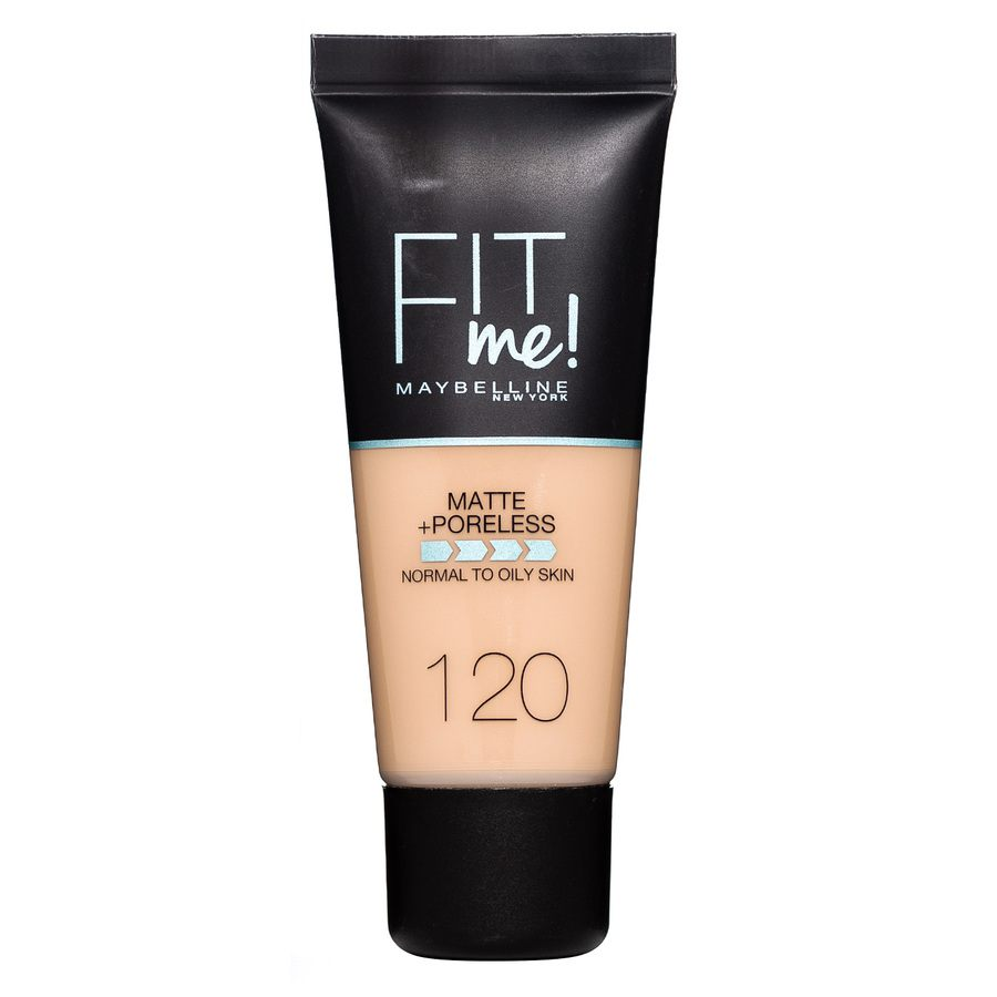 Maybelline Fit Me Matte + Poreless Foundation 120 30ml