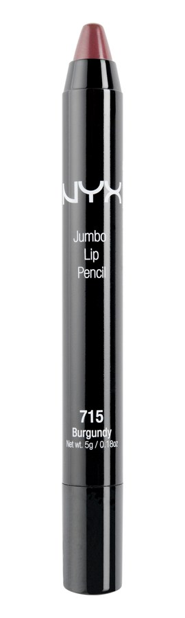 NYX Jumbo Lip Pencil 715 Burgundy