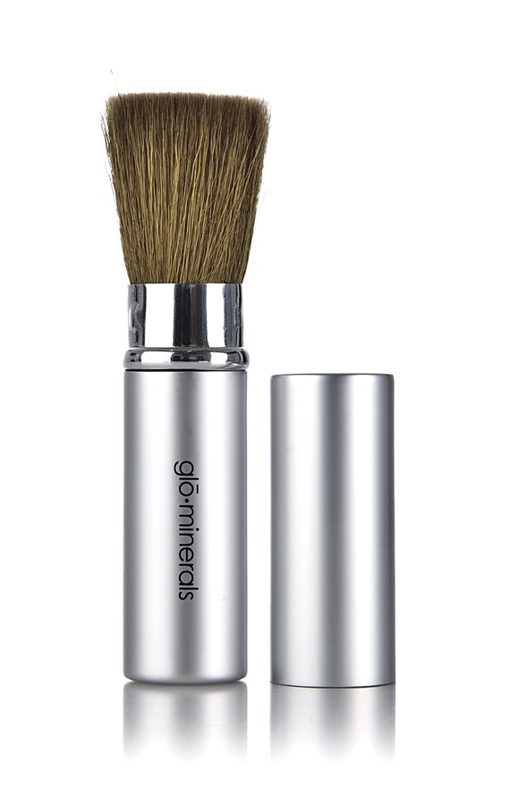 glóMinerals Ultra Retractable/Travel Brush