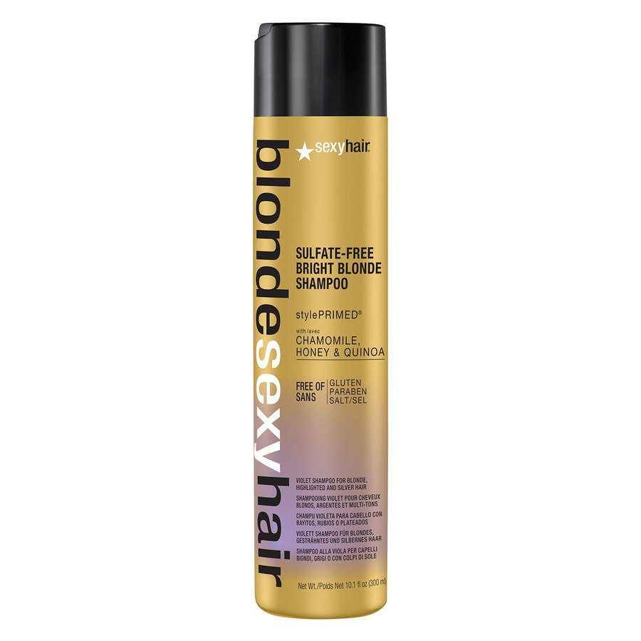 SexyHair Bright Blonde Shampoo 300ml