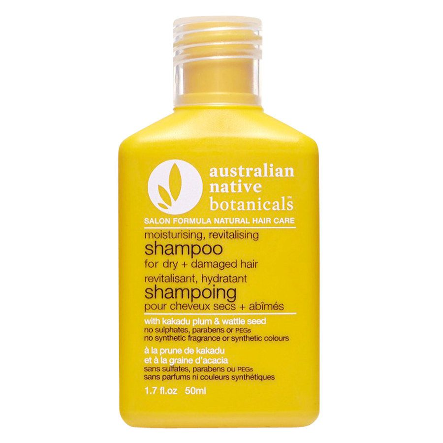 Australian Native Botanicals Shampoo Dry & Damaged Hair 50ml