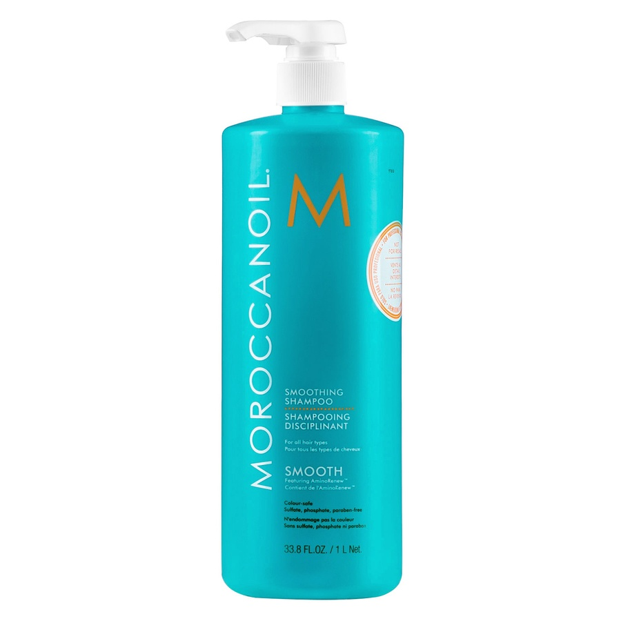 Moroccanoil Smoothing Shampoo 1000ml