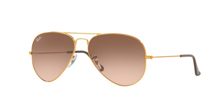 Ray Ban 0RB3025 9001A558 Gold/Brown