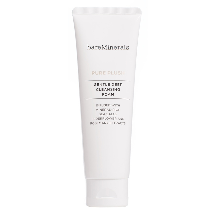 BareMinerals Pure Plush Deep Cleansing Foam 120g