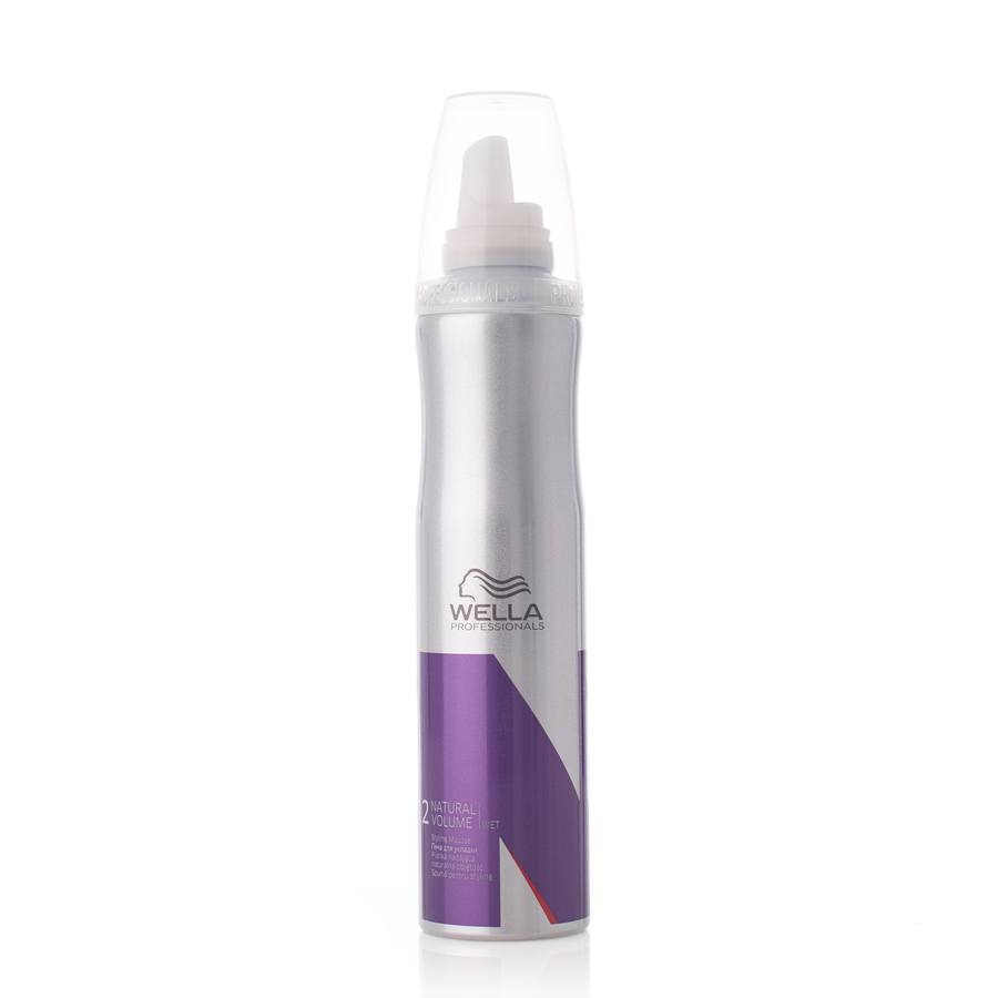 Wella Professionals Natural Volume Styling Mousse 300ml