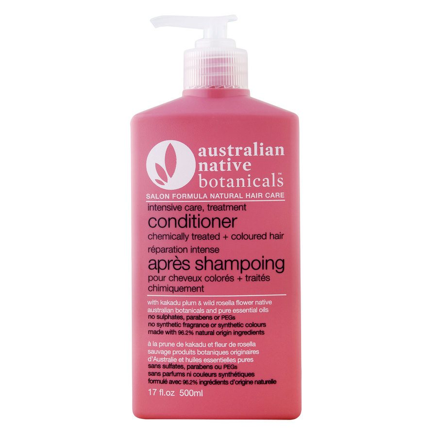 Australian Native Botanicals Conditioner For Chemically Treated & Coloured Hair 500ml