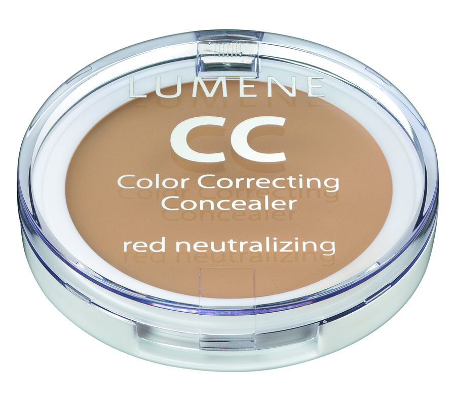Lumene CC Concealer Red Neutralizing Light/Medium 4g