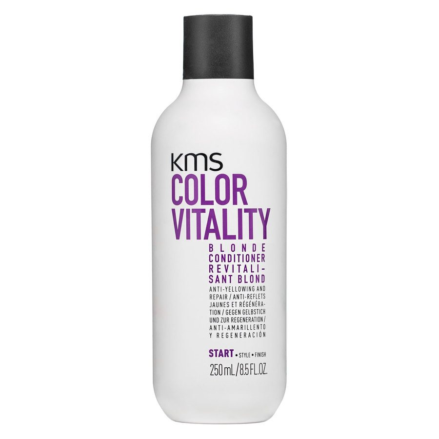 KMS Color Vitality Blonde Conditioner 250ml