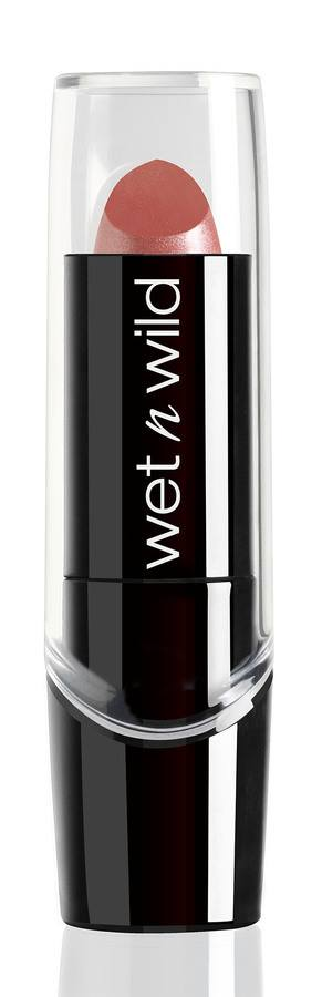 Wet`n Wild Silk Finish Lipstick Dark Pink Frost E530D