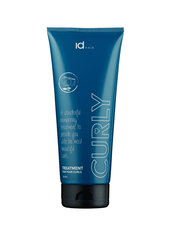 Id Hair Curly Treatment 200ml