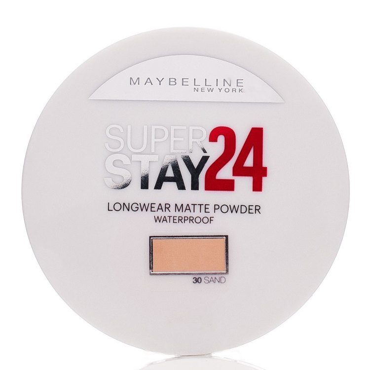 Maybelline Superstay 24h Longwear Matte Powder Waterproof Sand 030