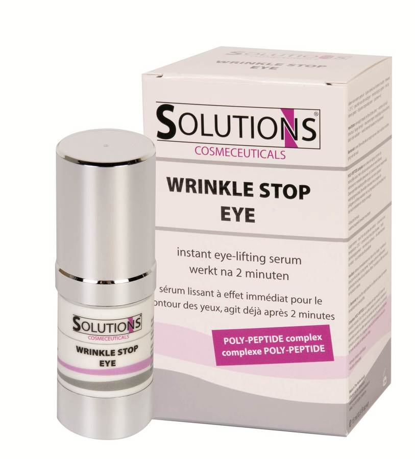 Solutions Cosmeceuticals Wrinkle Stop Eye 15ml