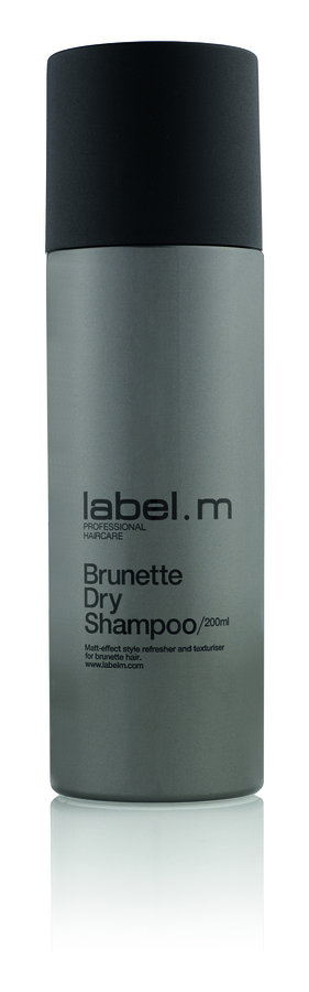 Label.m Dry Shampoo Brunette 200ml