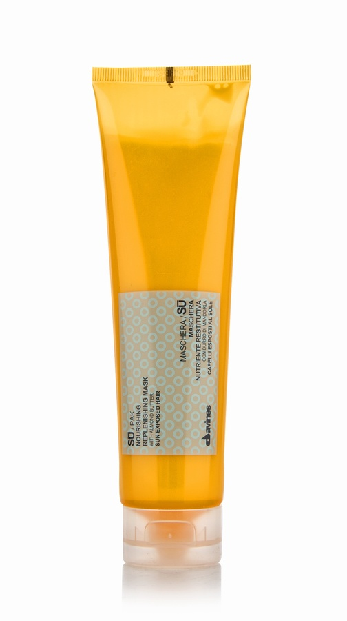 Davines SU / PAK Nourishing Replenishing Mask 150ml