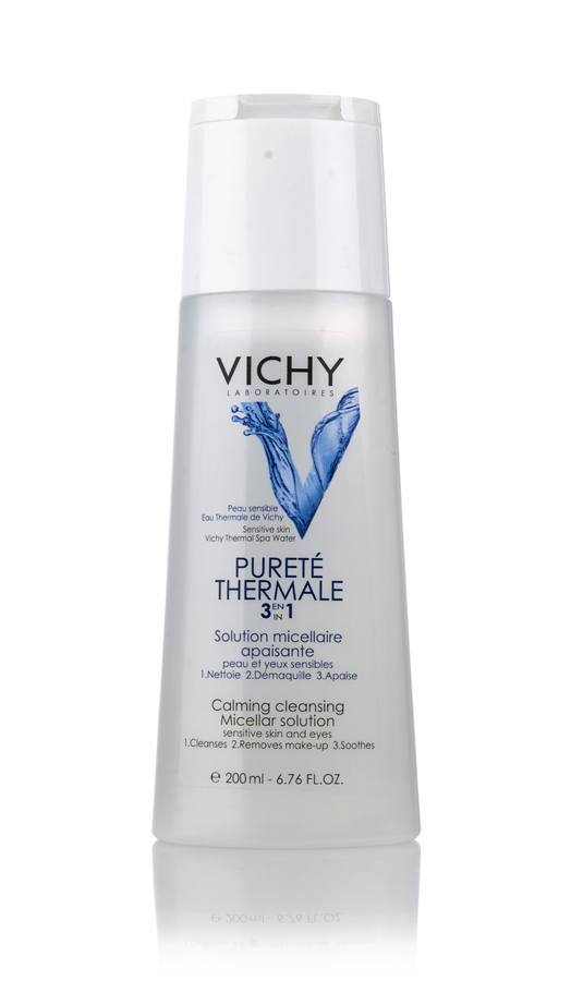 Vichy Purete Thermale 3 in 1 Calming Cleansing Micellar Solution 200ml