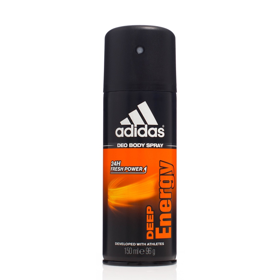 Adidas Deep Energy Deo Body Spray For Men 150ml
