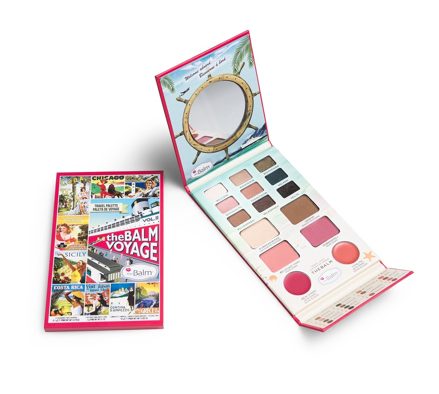 The Balm Voyage Palette Vol.2