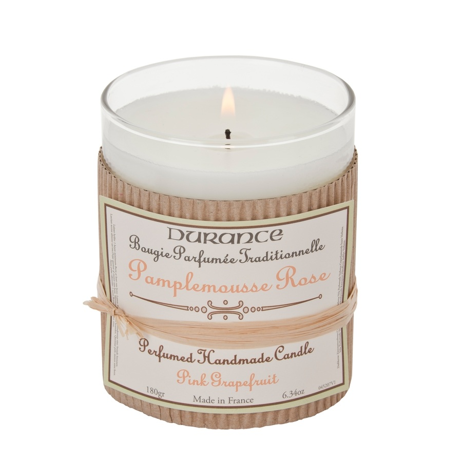 Durance Perfumed Handcraft Candle Pink Grapefuit 180g