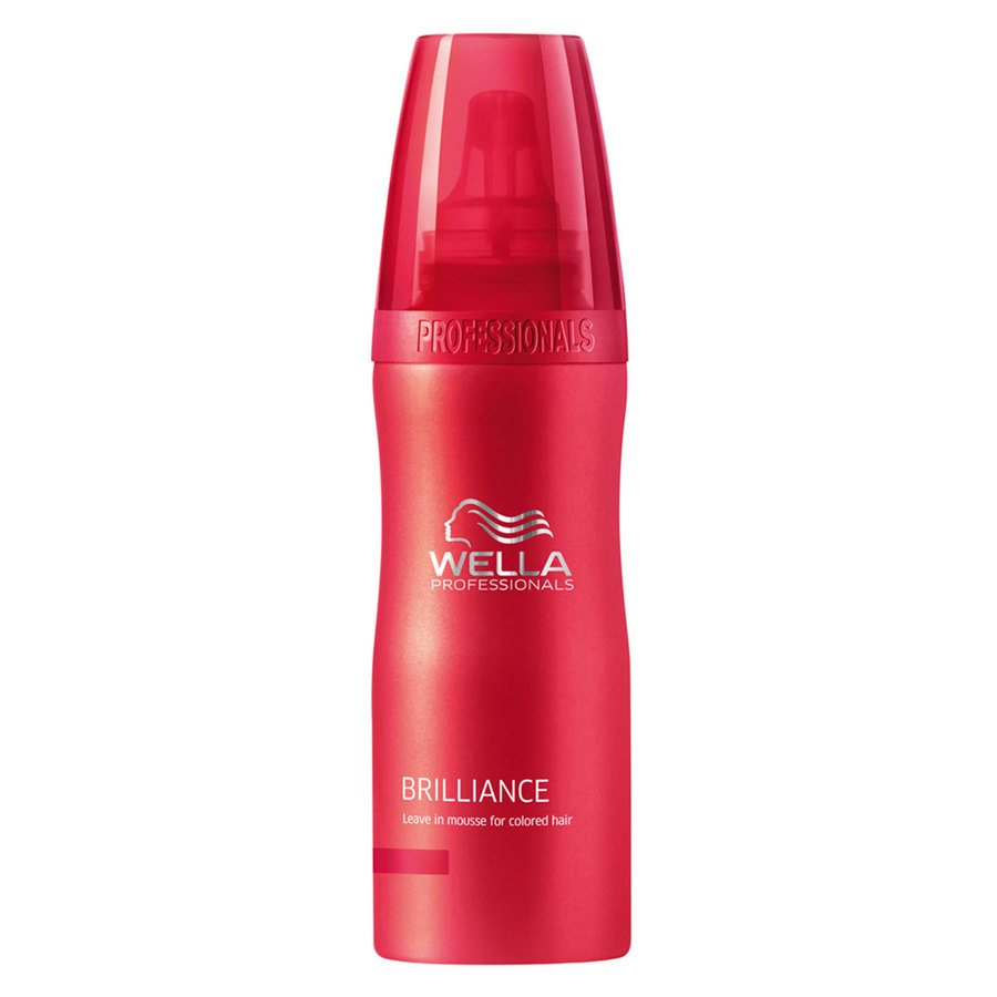 Wella Professionals Brilliance Leave In Mousse 200ml