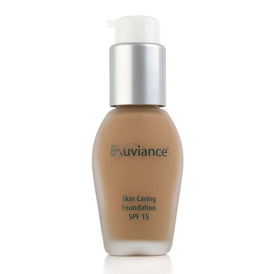 Exuviance CoverBlend Skin Caring Foundation SPF 15 Terracotta Sand 30ml