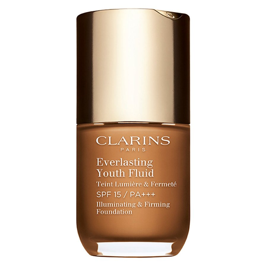 Clarins Everlasting Youth Fluid Foundation #117 Hazelnut 30ml