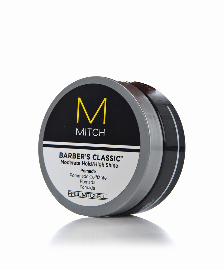 Paul Mitchell – Mitch – Barber`s Classic Moderate Hold/High Shine Pomade 85G