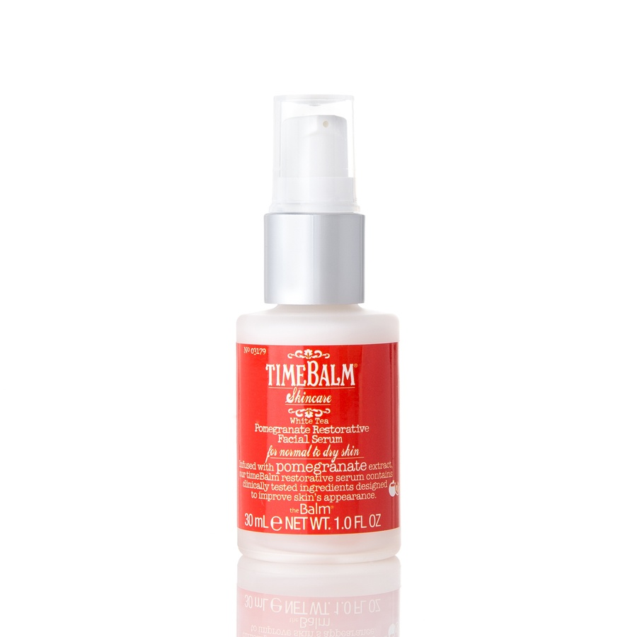 The Balm Pomegranate Facial Restoring Serum 30ml