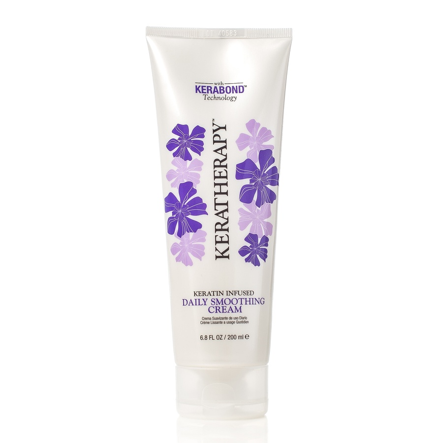 Keratherapy Keratin Infused Daily Smoothing Cream 200ml