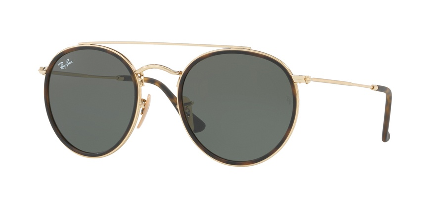 Ray Ban 0RB3647N 001 Gold/Black