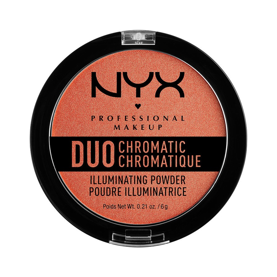 NYX Professional Makeup Duo Chromatic Illuminating Powder Synthetica DCIP05