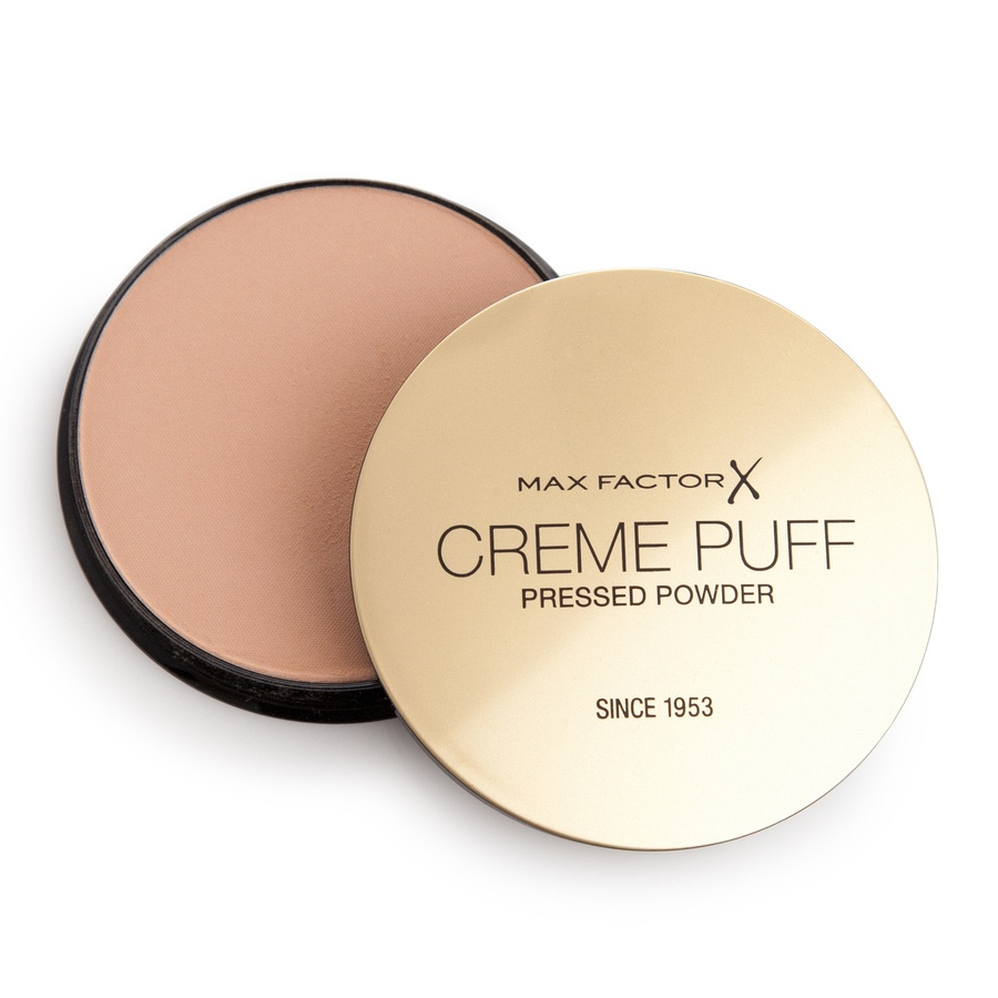 Max Factor Creme Puff Pressed Powder Medium Beige 41 21g
