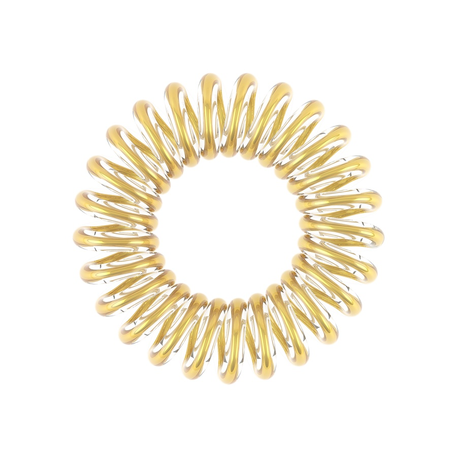 Invisibobble 3 Traceless Hair Rings Youre Golden